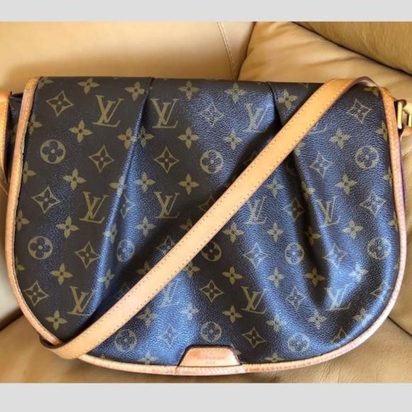 207f62b7adb8 Louis Vuitton Handbags - Louis Vuitton Menilmontant GM Cross Body Bag